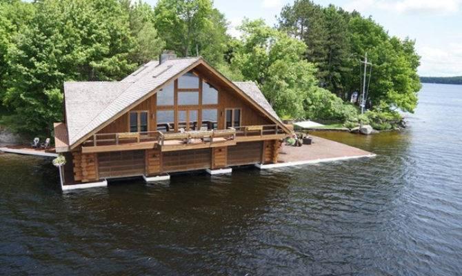 Photos Fabulous Million Cottage Ontario Lake Muskoka