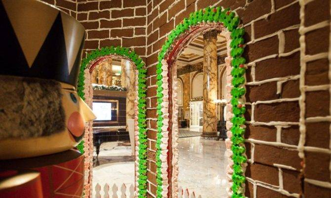 Photos Fairmont Hotel Two Story Gingerbread