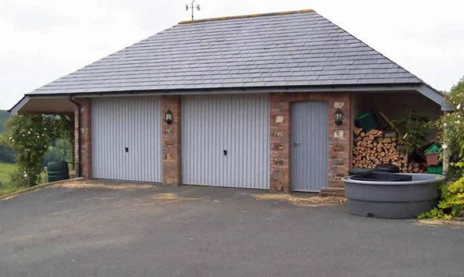Photos Inspiration Double Garage Designs Building