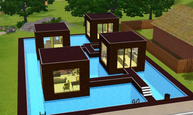 Photos Inspiration Sims Houses Ideas