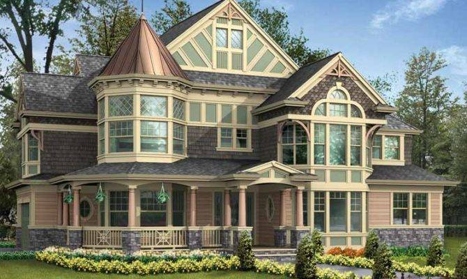 Photos Inspiration Story Victorian House Plans