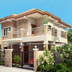 Php Four Bedroom Two Storey Contemporary