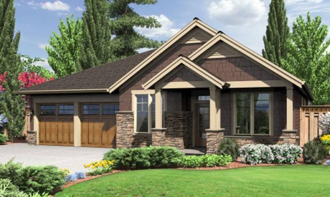 Phyllis Craftsman Home Plan House Plans More