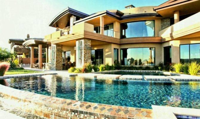 Pics Beautiful Modern Mansions Homelk