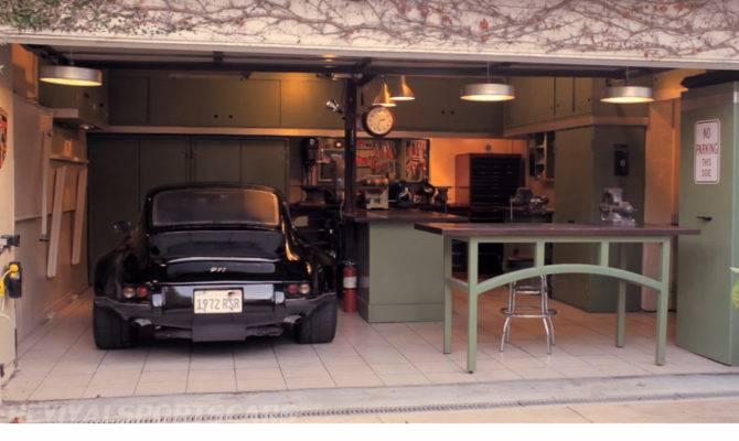 Pics Photos Double Garage Workshop