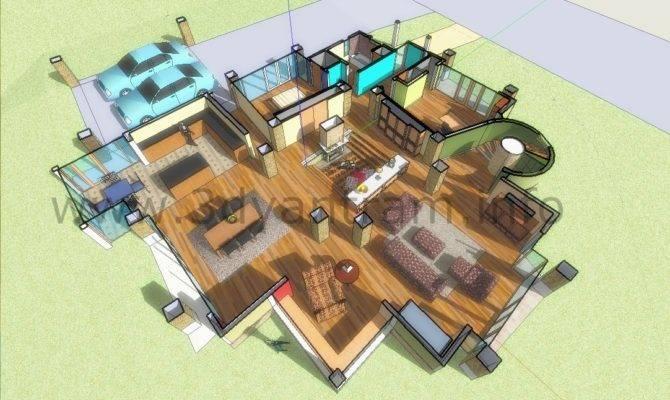 Pics Photos Google Sketchup Floor Plan Architecture
