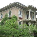 Picturesque Style Italianate Architecture Byron
