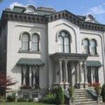 Picturesque Style Italianate Architecture John