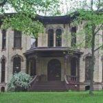 Picturesque Style Italianate Architecture