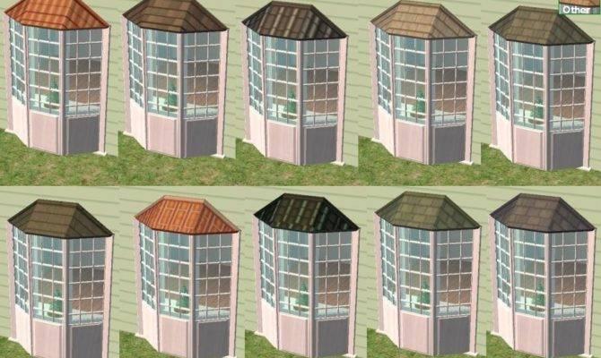 Pin Bay Window Roof Framing Lknur Pinterest