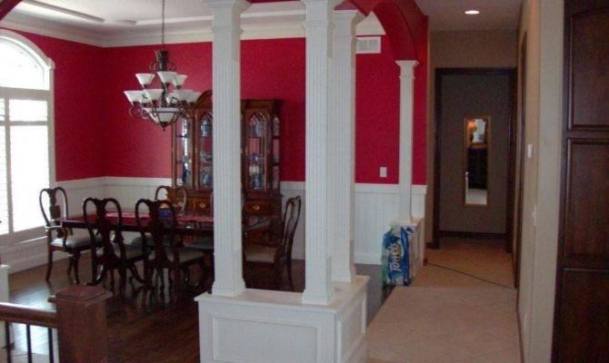 Pin Interior House Columns Pinterest