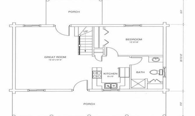 Pin Modern Cabin Floor Plans Plan Pinterest