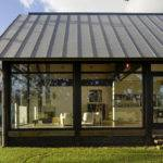Pin Modern Glass House Plans Unique Wall Design Roof Home