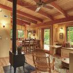 Pin Open Floor Plan Luxury Home Country Design Craftsman