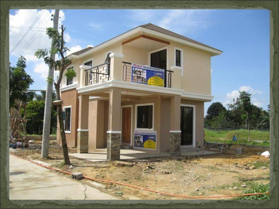 Pin Simple Two Storey House Design Philippines Pinterest House Plans 21228