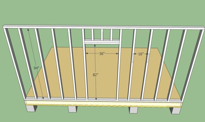 Pin Storage Shed Plans Introduction Pinterest