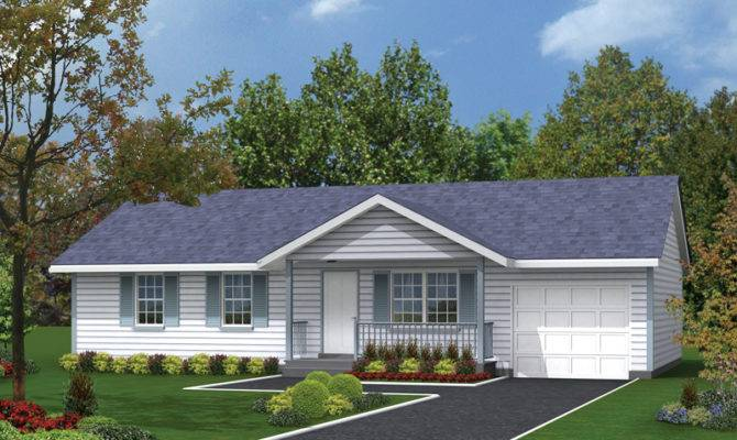 Pineview Ranch Home Plan House Plans More