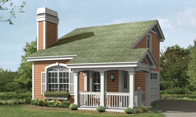 Pinewood Cottage Home Plan House Plans More