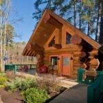 Pioneer Log Home Floor Plans Tamarack Homes