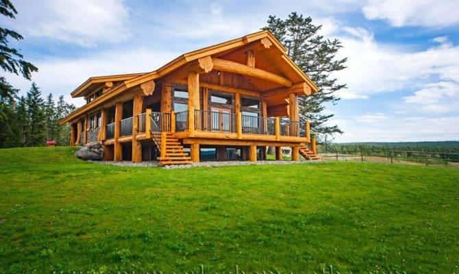 Pioneer Log Homes Floor Plans Goldrush