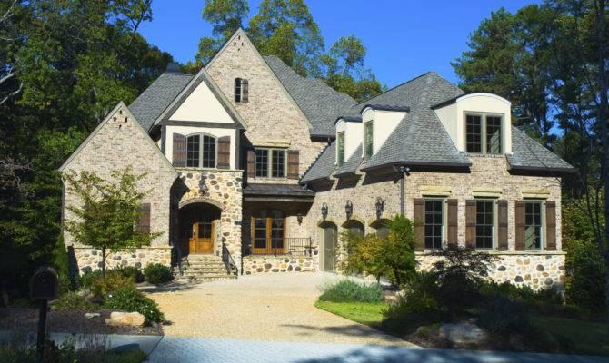 Pixs Thumbs Medium Brick Stone Craftsman House