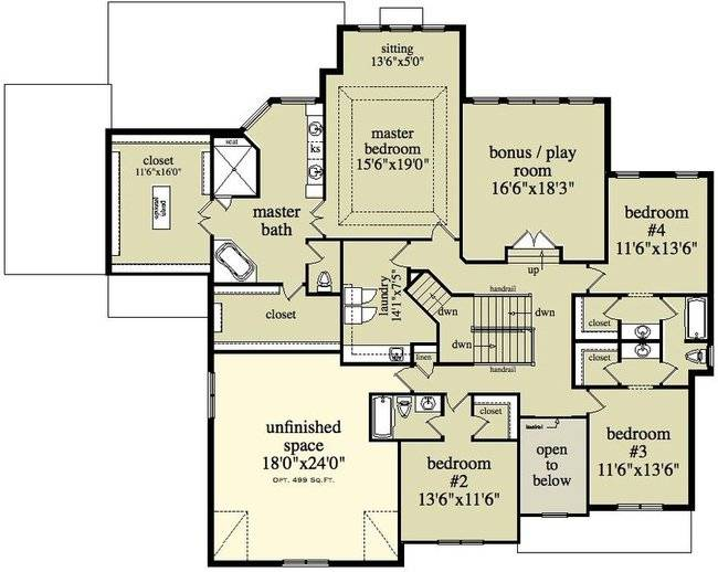 Plan Alp Chatham Floor Plans House House Plans 36670