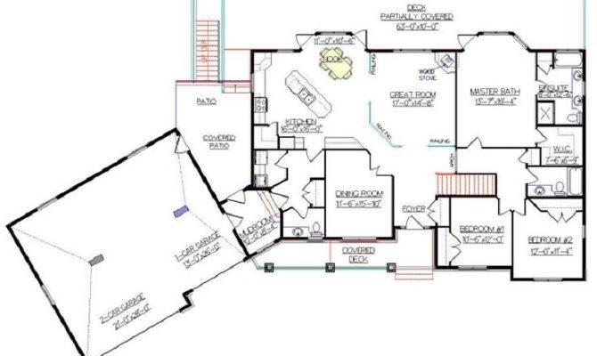 Plan Angled Garage Designs Dream Home