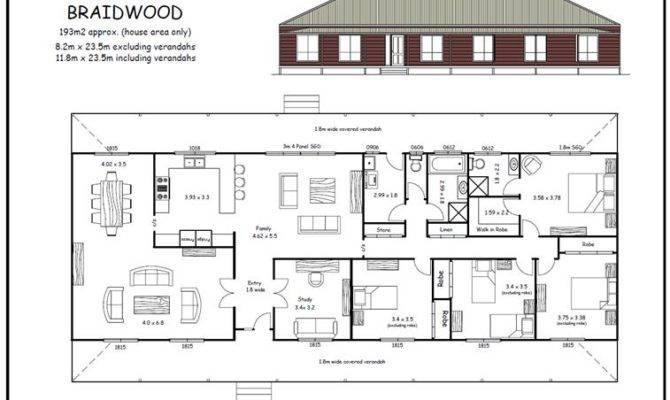 Plan Bedroomed House Kenya Joy Studio Design