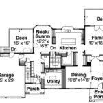 Plan Beds Baths Main Floor