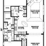 Plan Craftsman Corner Lot Narrow Northwest