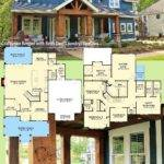 Plan Craftsman Keeper Beds Laundry