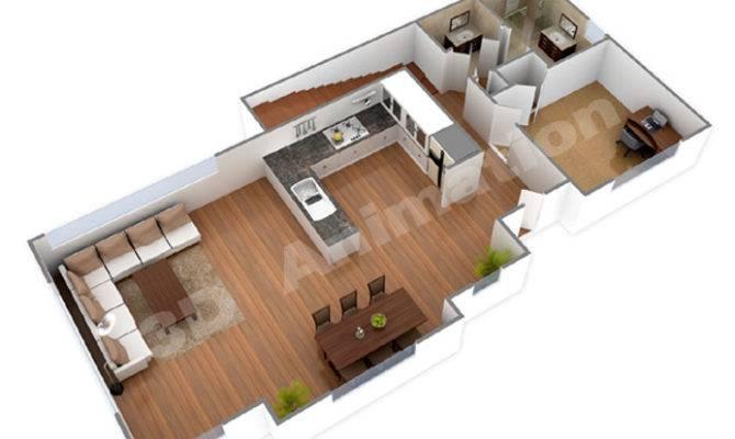 Plan Designing Floor Rendering India Interior House Plans