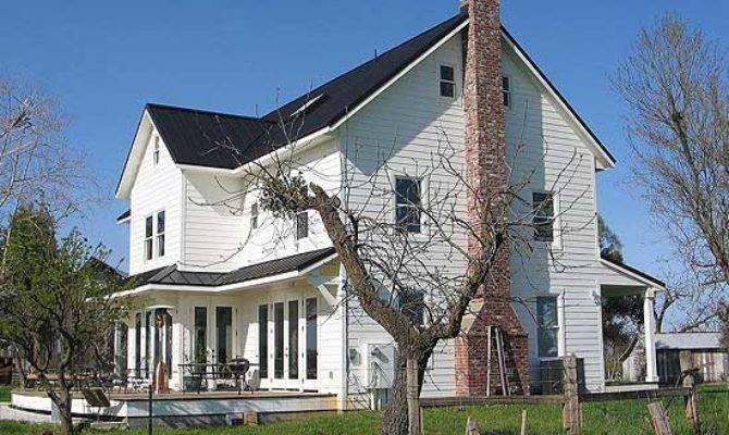 Plan Folk Victorian Farmhouse
