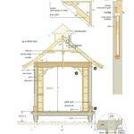 Plan Gazebo Garden Shed Plans Roof Designs