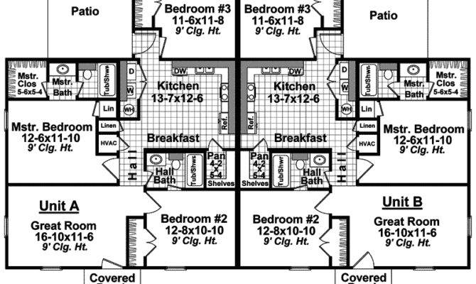 Plan Multi House Plans Amp Home Designs