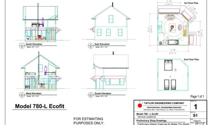 Plan Passive Solar Living Off Grid Prefab House Kit