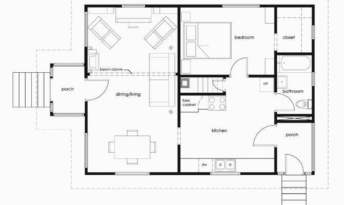 Plan Residential Building Homes Floor Plans