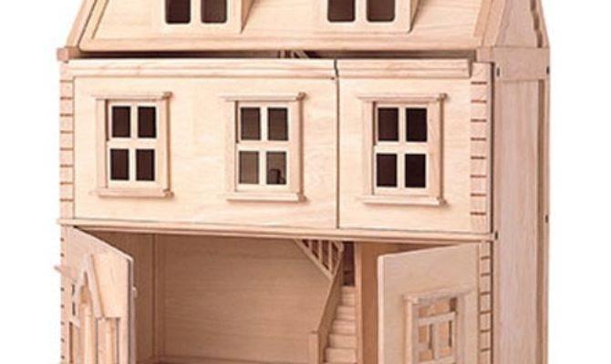 Plan Toys Victorian Dollhouse