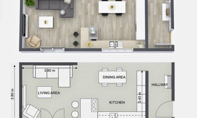 Plan Your Kitchen Design Ideas Roomsketcher