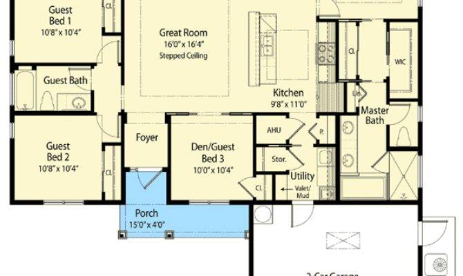 Plan Zero Energy Saver House