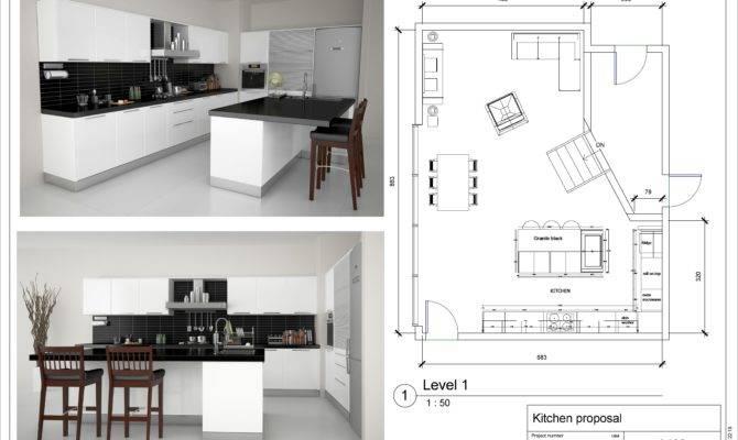 Planning Small Kitchen Layout Decor Ideas