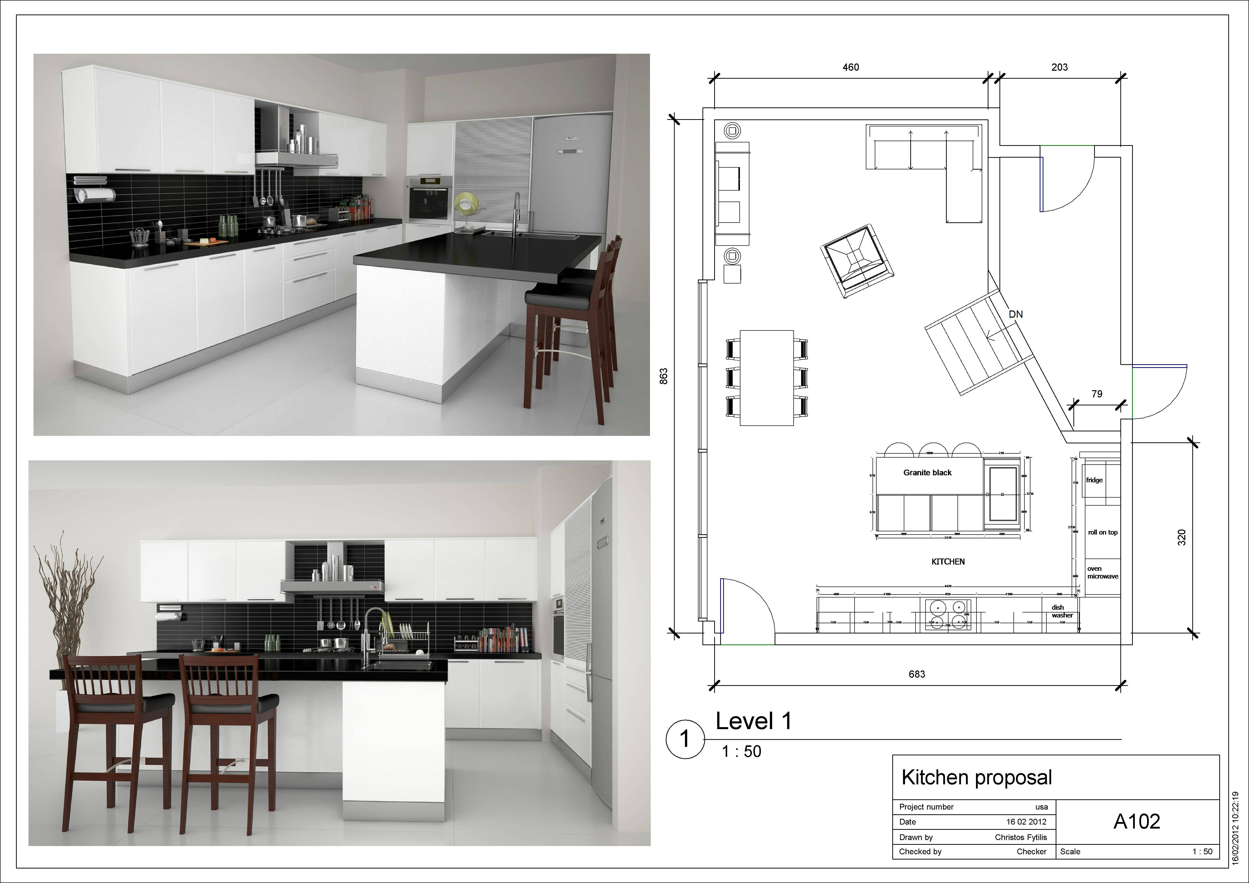 Planning Small Kitchen Layout Decor Ideas House Plans 67857