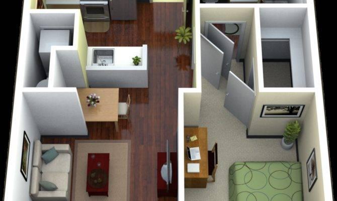 Planning Studio Apartment Floor Plans Ideas Homes