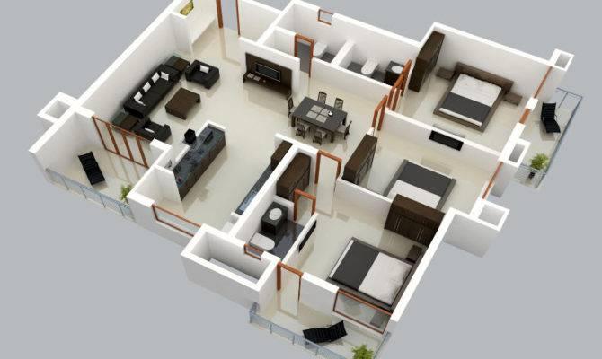 Plano Casa Solo Nivel Construye Hogar