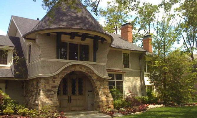 Plans Cottage Home Design Ideas Fairytale Style