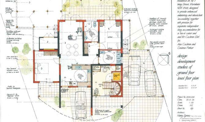 Plans Currently Having Done Universal Design Project