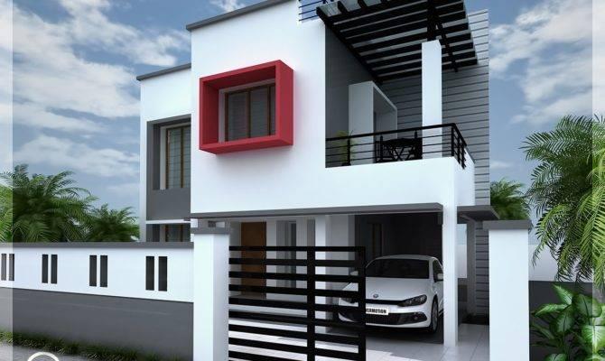 Plans Further Modern Villa House Bed Floor