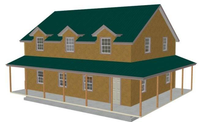 Plans Garage Bonus Apartment