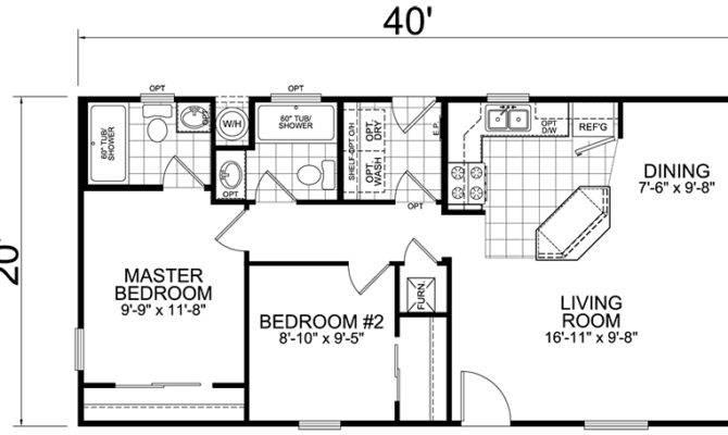 Plans Guest House Small Barndominium Floor
