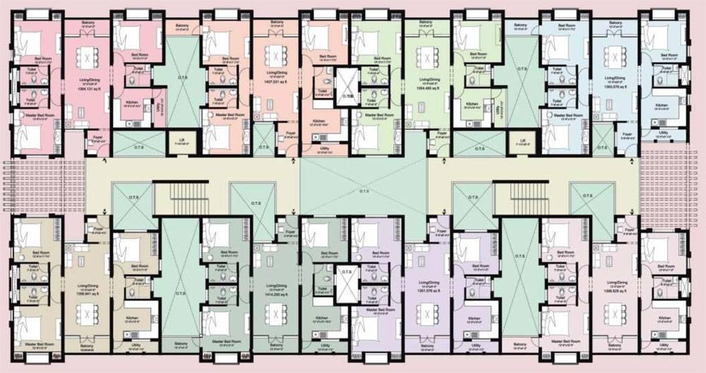 Plans Jpeg Apartment Block Floor New Home House Plans 60135